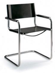 mart stam freischwinger s33 online kaufen bei. Black Bedroom Furniture Sets. Home Design Ideas