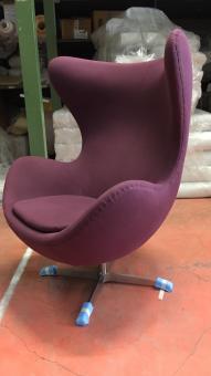 Arne Jacobsen Egg Chair reduziert. Verkauft