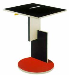Geritt Rietveld Schröder Table