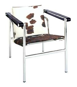 le corbusier stuhl lc1 ponyfell online kaufen bei. Black Bedroom Furniture Sets. Home Design Ideas