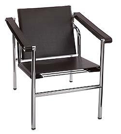le corbusier stuhl lc1 kernleder online kaufen bei. Black Bedroom Furniture Sets. Home Design Ideas