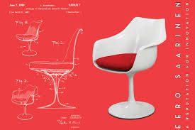saarinen tulip chair. eero saarinen tulip chair with armrests, fiberglass