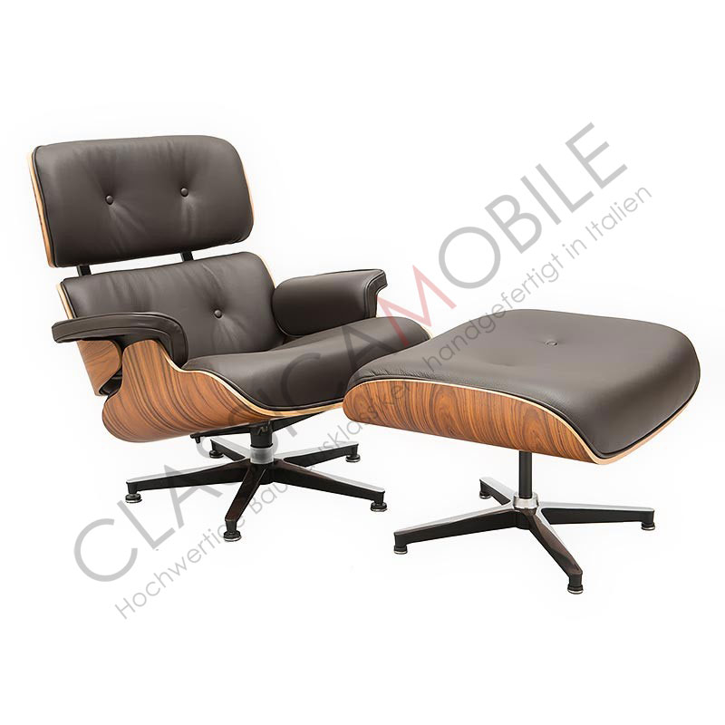 charles eames lounge chair mit ottoman online kaufen bei. Black Bedroom Furniture Sets. Home Design Ideas