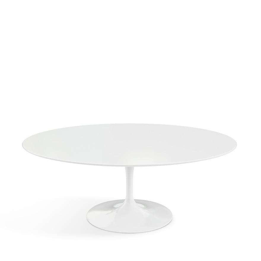 Eero saarinen wohnzimmertisch oval online kaufen bei for Marmor tischplatte oval