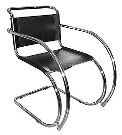 Attraktiv Mies Van Der Rohe Cantilever Chair MR20