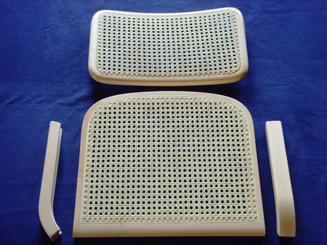 marcel breuer freischwinger cesca ersatzteil set b64 b32 online kaufen bei. Black Bedroom Furniture Sets. Home Design Ideas